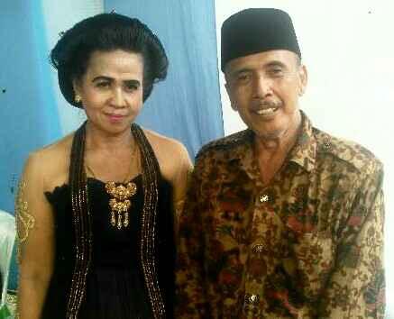 Ki Suratman (Bagol) dan Samiem (istri)